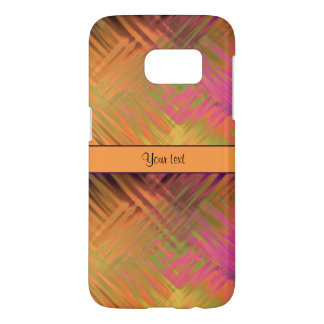 Exotic Tropical Purple Samsung Galaxy S7 Case