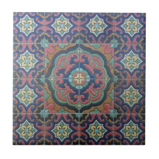 Exotic Vintage Tile Design