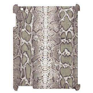 Exotice Snake Skin Print Mini iPad Case #1