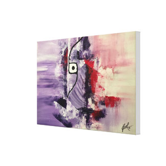 """Expanding the mind"" Original Abstract Painting Canvas Print"