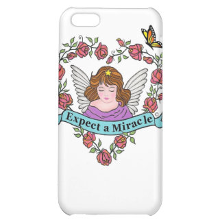 Expect a Miracle iPhone 5C Covers
