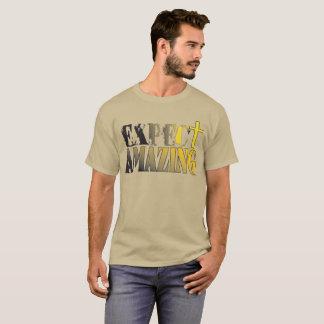 Expect Amazing T-Shirt