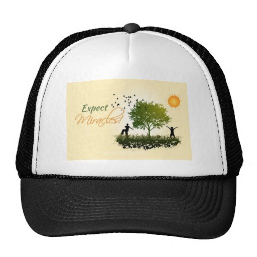 Expect Miracles Trucker Hat