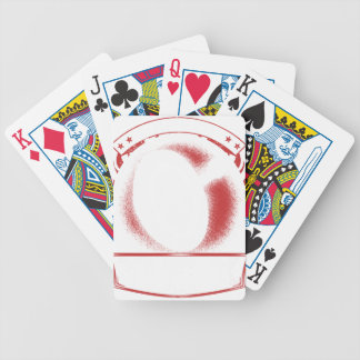 expect the x bicycle playing cards