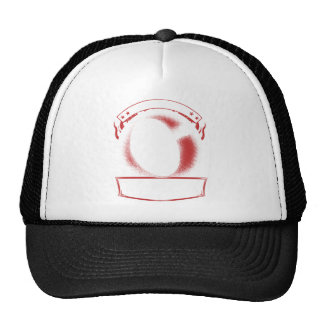 expect the x trucker hat