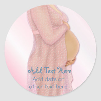 Expectant Dreams Sticker