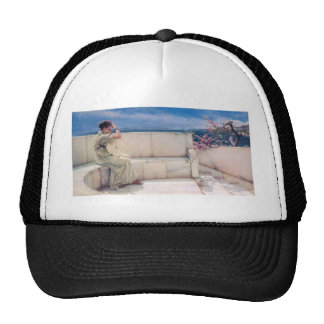 Expectations by Lawrence Alma Tadema Hat