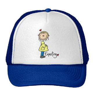 Expecting Baby T-shirts and Gifts Mesh Hat