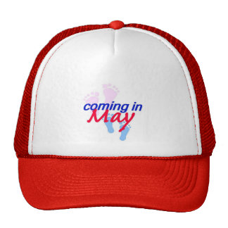 Expecting MAY Hat