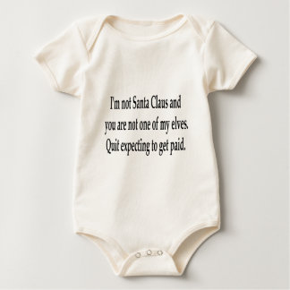 Expecting To Get Paid Baby Bodysuit