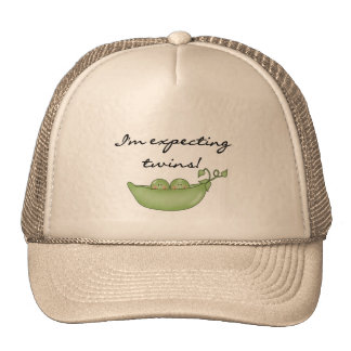 Expecting Twins - Peas in a Pod Hat