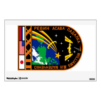 Expedition 32 wall decal