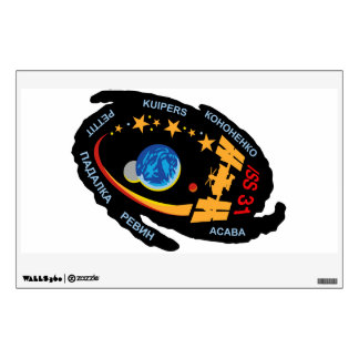 Expedition Crews to the ISS:  Expedition 31 Wall Decal