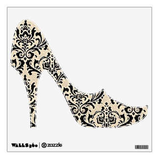 Experience ~ Shoe Wall Decal 12x12