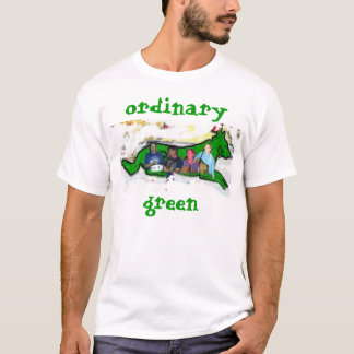 experience the ordinary green experience T-Shirt