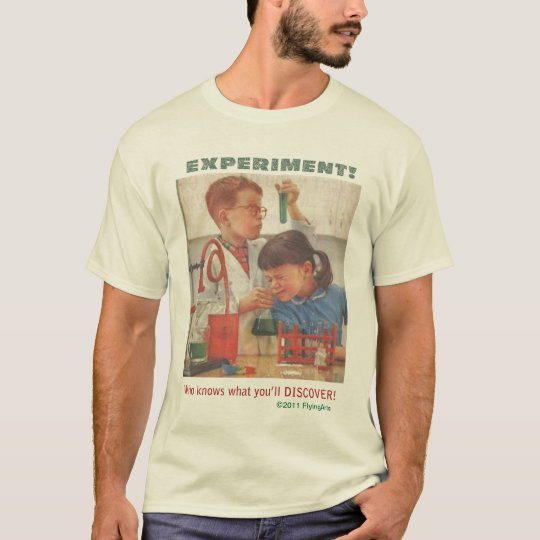 Experiment Tee Shirt