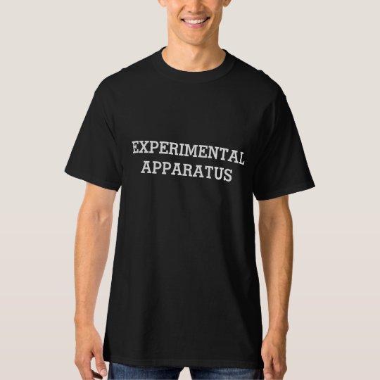 Experimental Apparatus T-Shirt