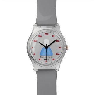 Experimental Science Wrist Watch