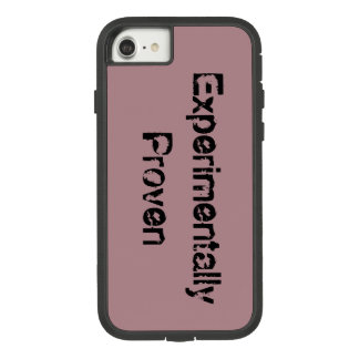 Experimentally Proven iPhone Case