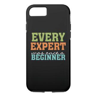 Expert Once a Beginner It iPhone 7 Tough Case