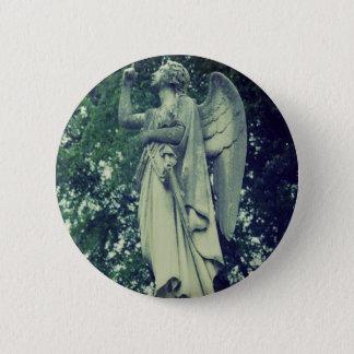 expired film angel 2 inch round button