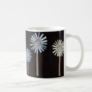 Exploding Flowers Mug