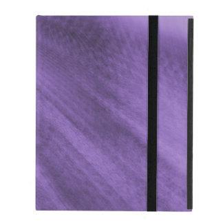 Exploding Lavender iPad Folio Case