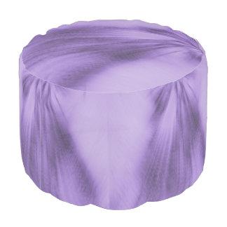 Exploding Lavender Pouf