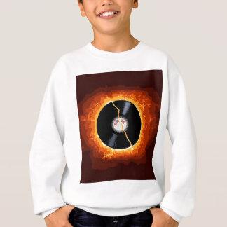 Exploding Record Sweatshirt