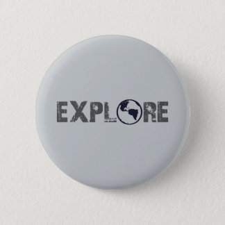 Explore 2 Inch Round Button