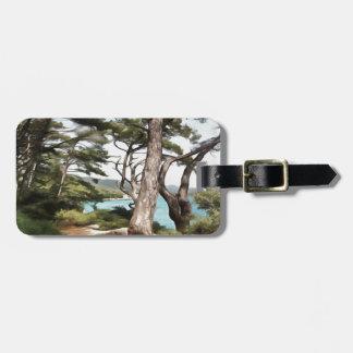 Explore Dream Discover Bag Tag