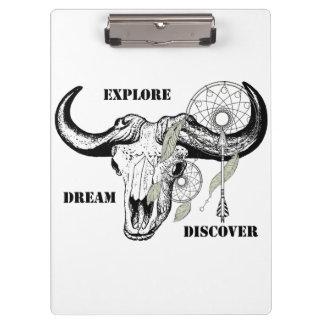 Explore Dream Discover Clipboard