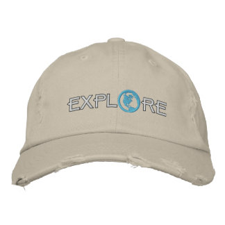 Explore Embroidered Baseball Caps