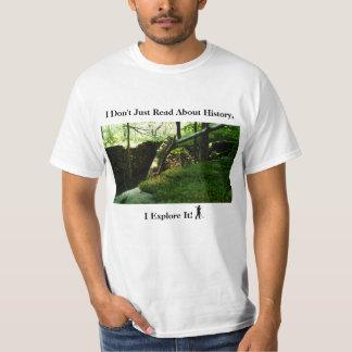 Explore History T-Shirt