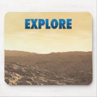 Explore Mouse Pad