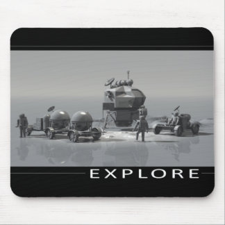 EXPLORE Mousepad
