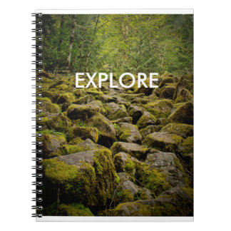 explore oregon notebooks