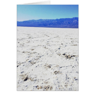 Explore salts @ Badwater Basin || Death Valley || Card
