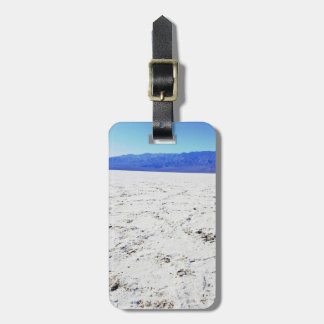 Explore salts @ Badwater Basin || Death Valley || Luggage Tag