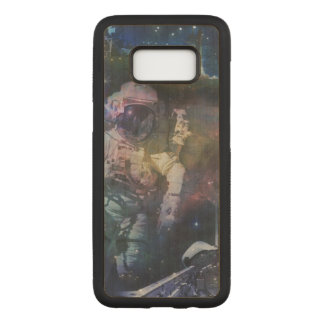 Explore the Beauty of Space Carved Samsung Galaxy S8 Case
