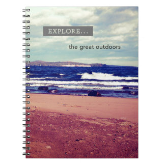 Explore The Great Outdoors Notebook