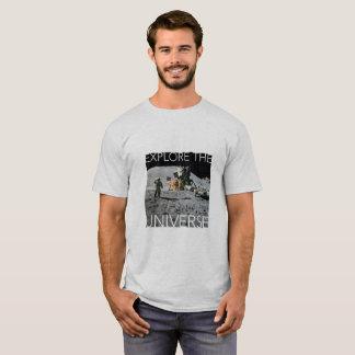 Explore the university verses T-Shirt