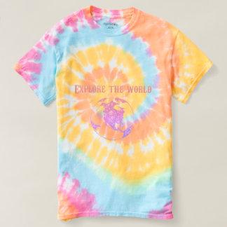 Explore the world t-shirt