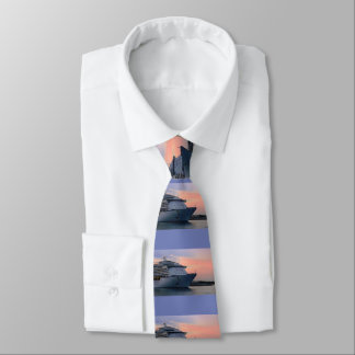 Explorer at Evening Stripe Tie