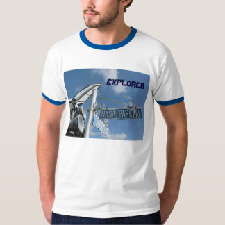 Explorer in Houston T-Shirt