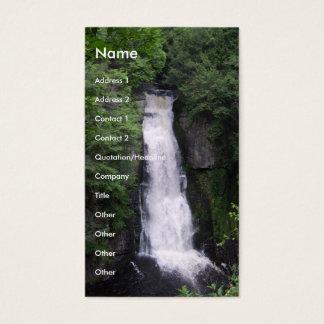 Explorer Profile Card