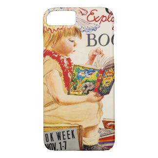 Exploring Books 1961 Case-Mate iPhone Case