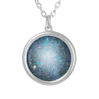 Exploring Space Round Necklace