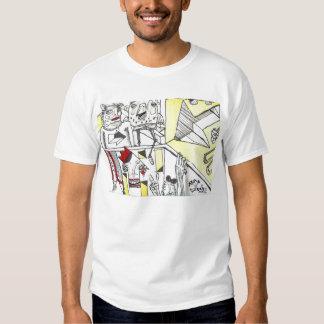 Exploring Thumbnails T-shirts