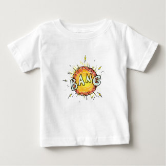 Explosion Bang Cartoon Baby T-Shirt